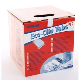 Tabletki do zmywarki Eco Clin tabs